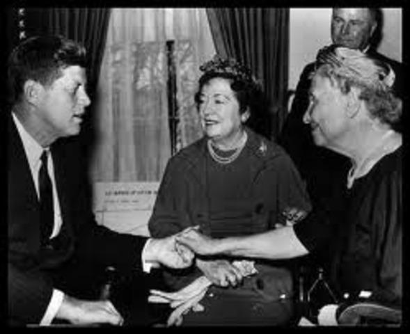 Helen Meets Another President