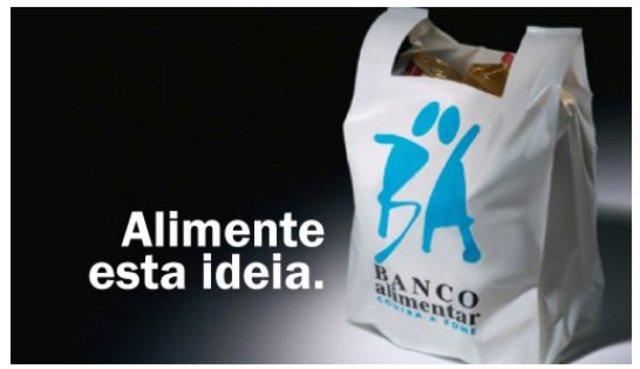 Participação no Peditório a Favor do Banco Alimentar contra a Fome