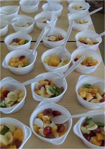 Comemoração do Dia Mundial da Alimentação