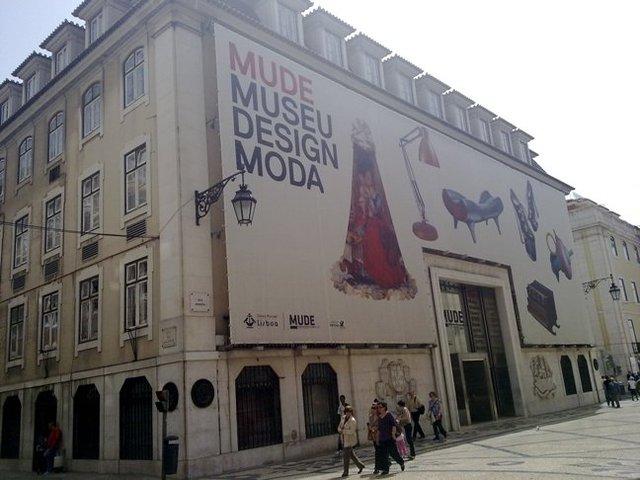 Visita estudo MUDE ao Museu do Design e da Moda