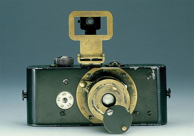 The First 35mm Still Camera