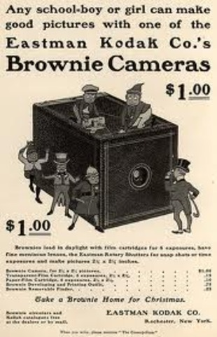 The First Camera is Invented!