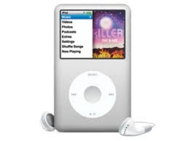 2001 iPod