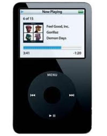 2005 iPod