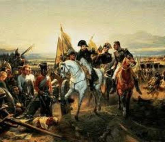 Derrotan a napoleon