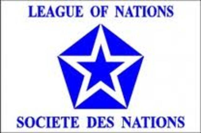 Fundación de la Sociedad de Naciones