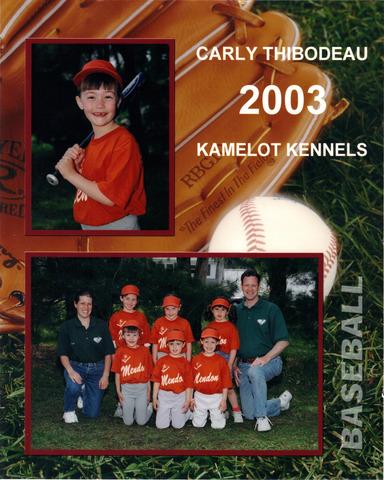 1st Softball Season