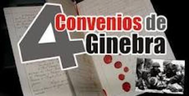 La convención de Ginebra