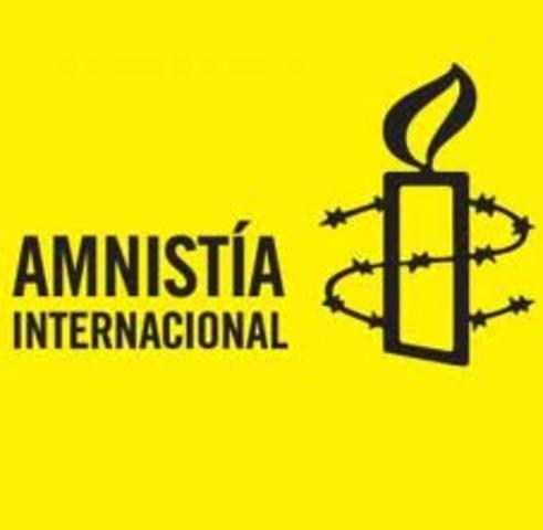 Amnistía Internacional se establece en Gran Bretaña