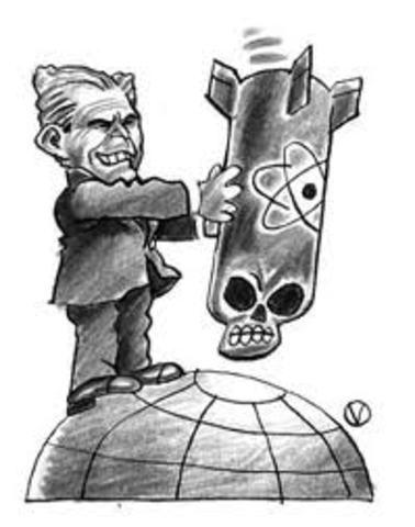 no proliferación de las armas