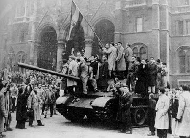 Rebelión húngara