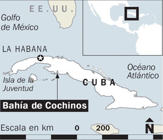 Invasión de Bahía de Cochinos