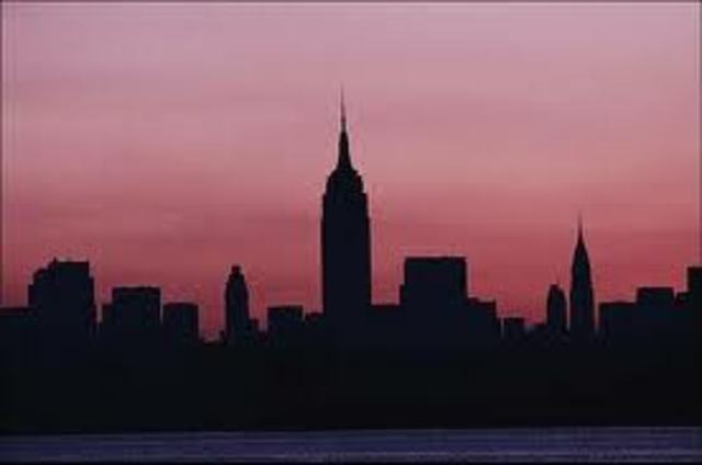 New York City Black Out