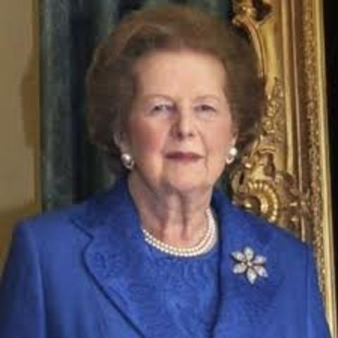 Margaret Thatcher becomes British PM