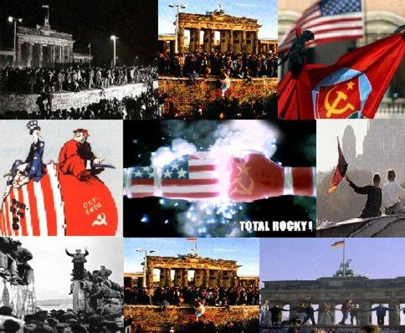 Desintegración de la URSS y fin de la guerra fría.