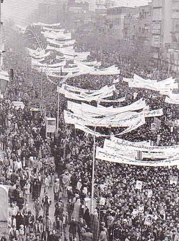 Islamic Revolution Ends