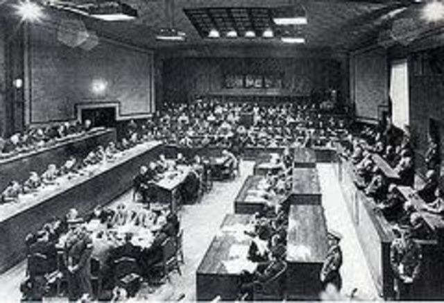 International Miliary Tribunal