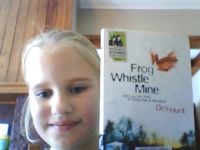 Frog Whistle Mine Des Hunt