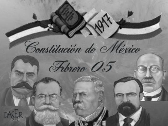 Constitución Mexicana