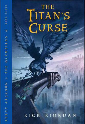 Rick Riordan and the Curse