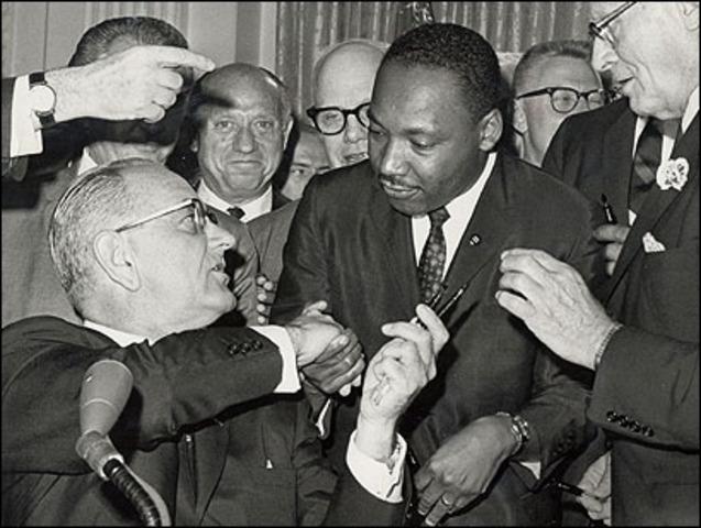 The March on Washington, 1963