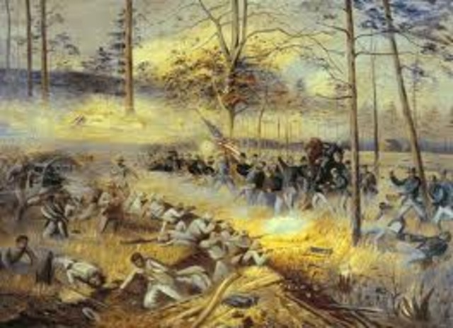 Battle of Cickamauga