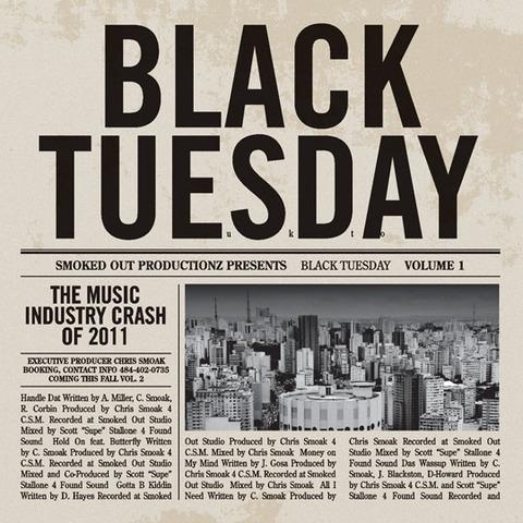 Black Tuesday - Stocl Market Crash