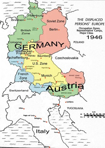 Germany after WWII - Political/Military