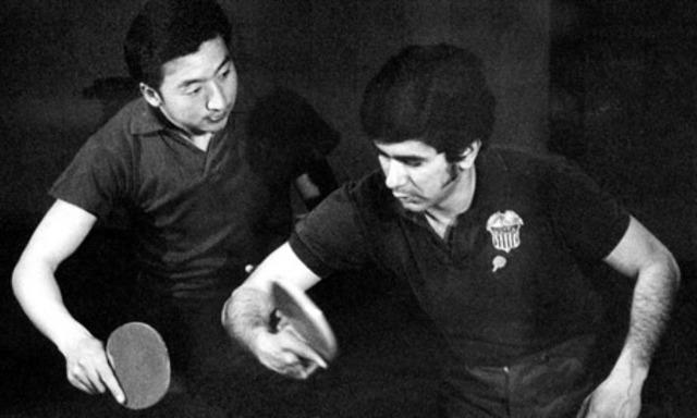 """""""ping-pong"""" diplomacy"""