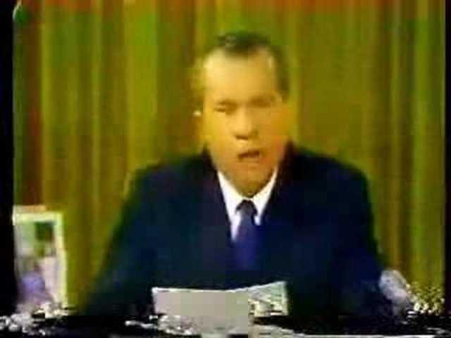 Nixon unviels the Nixon Doctrine