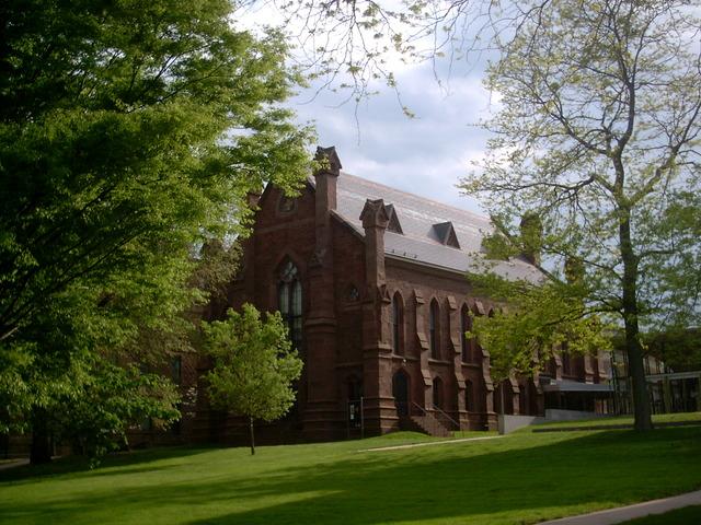 Wesleyan University...