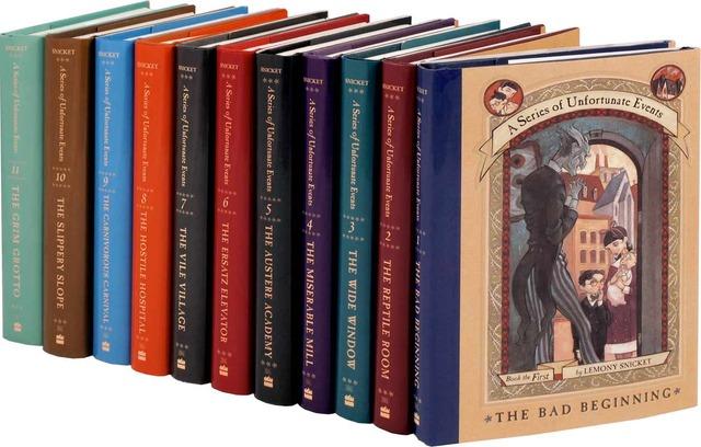 All 11 Books...
