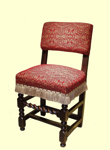 Farthingale Chair
