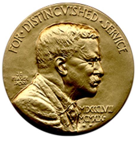Theodore Roosevelt Distinguished Service Medal