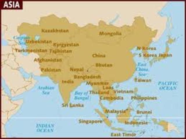 Trek Across Asia