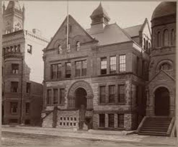 Horace Mann School for the Deaf