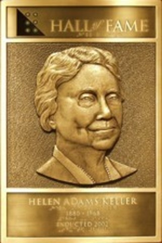 Election to the Women's Hall of Fame