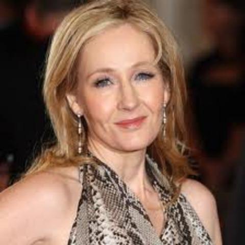 Birth of J. K. Rowling