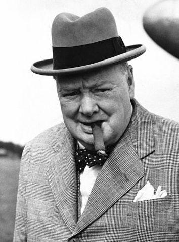 Nazis invade & Winston Churchill becomes Prime Minister