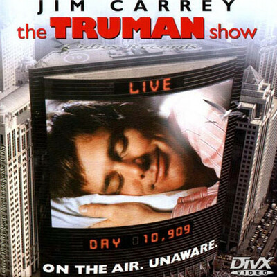 The Truman Show timeline
