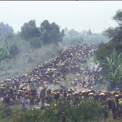 Genocide of Rwanada timeline