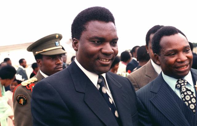 Juvénal Habyarimana takes control of Rwanda