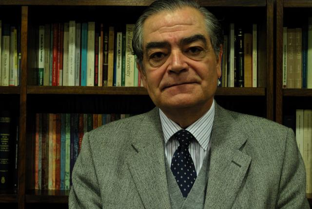 El chileno Pedro Morandé