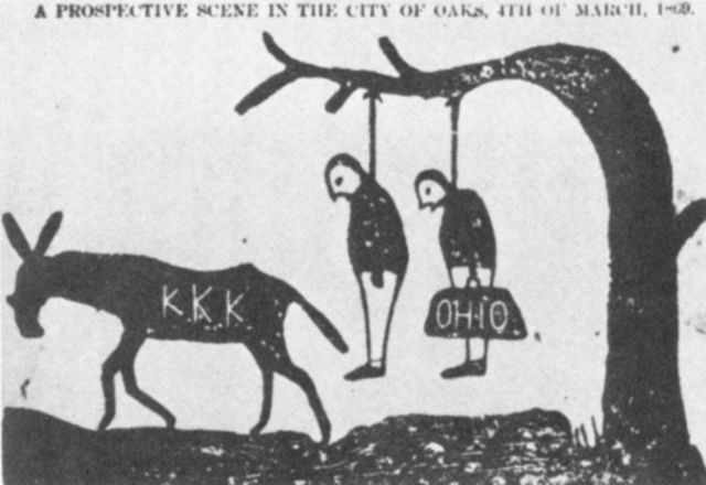 Birth of the KKK