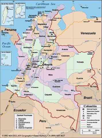 La misión del Banco Mundial a Colombia fue una de las primeras expresiones concretas del nuevo estado de cosas.
