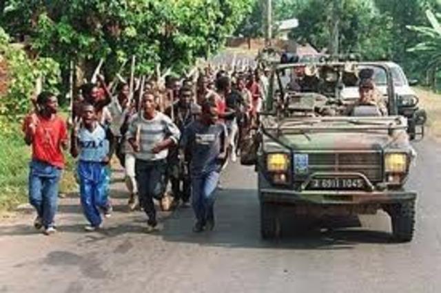 The Hutu Rebellion
