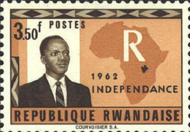 Rwanda Gain's Independence
