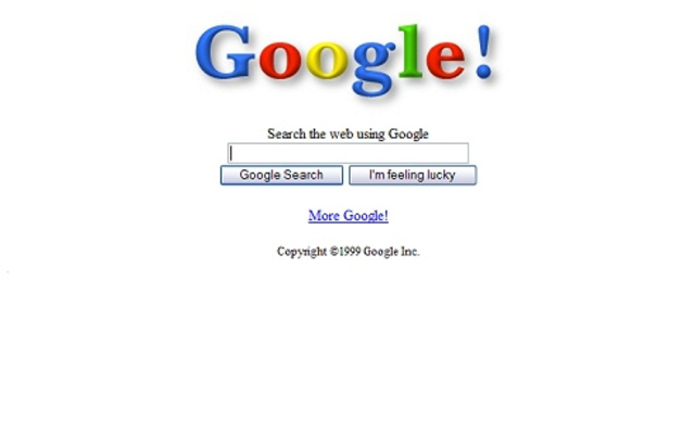 Google Search Is Launched
