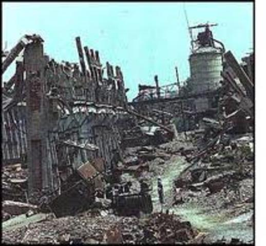 Tangshan Earthquake Kills Over 240,000