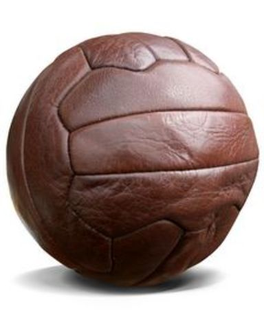 First Soccer Ball